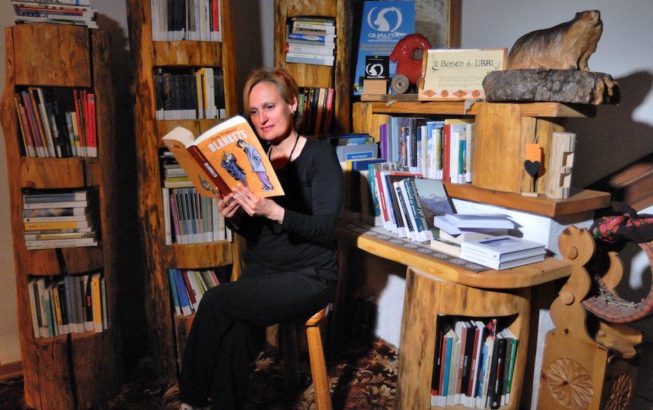 Stefania Celesia Il Bosco dei Libri